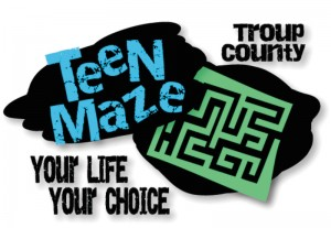 Troup County Teen Maze