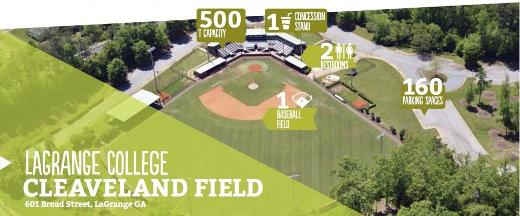 LaGrange College Cleaveland Field